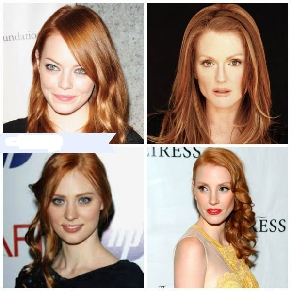 Emma Stone, Julianne Moore, Deborah Ann Woll and Jessica Chastain.