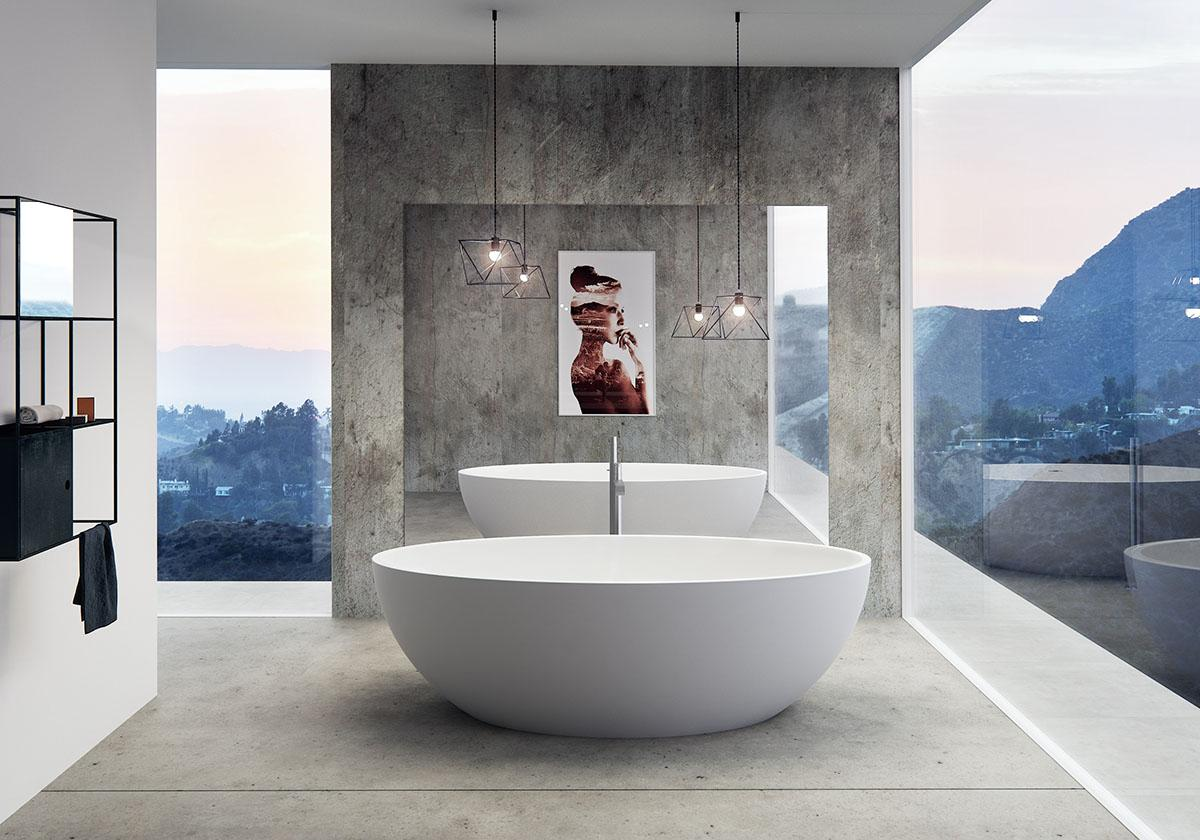 Shopping for a Perfect Bathtub